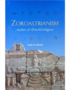 Zoroastrianism Book Cover